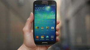New and Unlocked Samsung Galaxy S4 Black - $130