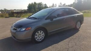 Honda Civic Sdn 4dr DX-G Manual 2006