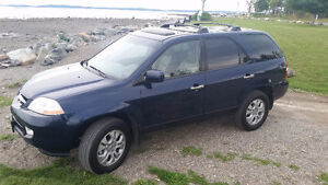 REDUCED)2003 Acura MDX Touring SUV, Crossover