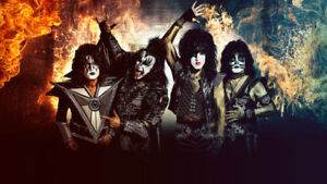 KISS End of the Road World Tour - Vancouver Tickets