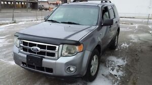 2008 Ford Escape XLT V6 SUPER CLEAN LOW KMS ONLY $55 B/WEEKLY