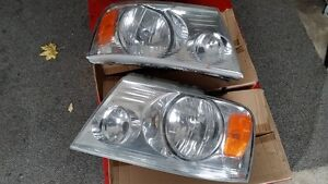 Used headlights for F150 Pickup