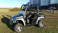 SOLD Arctic Cat Prowler XTX 700 EFI Side by Side For Sale SOLD