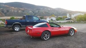 1992 Corvette with new motor