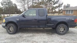 2001 Ford F-150 4x4 extended cab