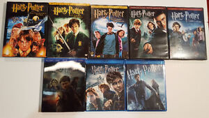 Selling Harry Potter DVD/Blu-ray collection