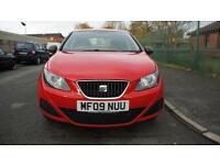 Seat Ibiza 1.2 ( 69bhp ) ( a/c ) 2009MY FINANCE AVAILABLE WITH NO DEPOSIT NEEDED