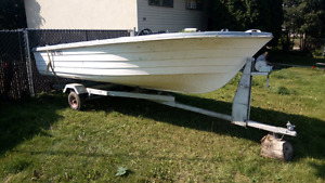 Great project boat $300 obo