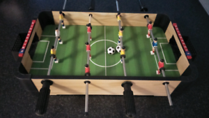 Kids small Foosball game.