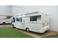 BAILEY AUTOGRAPH 75-2 / LOW PROFILE / FRENCH BED / 4 BERTH / 2017