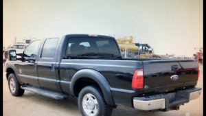2012 Ford crew cab XLT  6.7L POWER STROKE