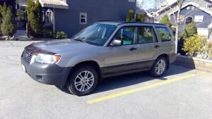 Subaru Forester 2007 Clean, 1 Owner