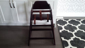 New Baby High Chair