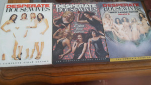 Desperate Housewives Dvd's
