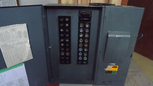 200 Amps Entry Panel-   REDUCED
