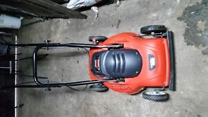 electric lawnmower Black and Decker