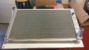 New Aluminum Radiator