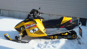 Skidoo MXZ Blair Morgan 2003