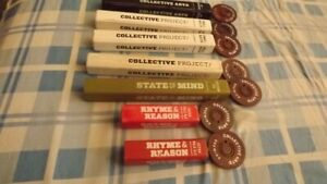 7 COLLECTIVE ARTS BEER TAP HANDLES PACKAGE DEAL