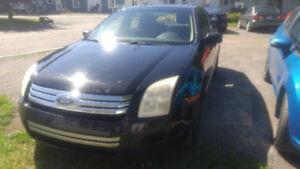 Ford fusion 2006 2.3L avec hitch