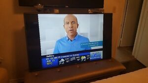 "55 "" wall mount flat screen TV for sale"