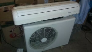 ductless central A/C