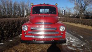1950 dodge truck 54,000 original miles
