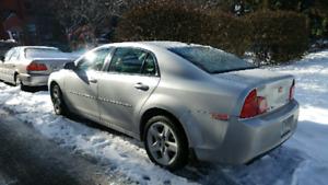 Chevrolet Malibu 2011 prêt pour hiver