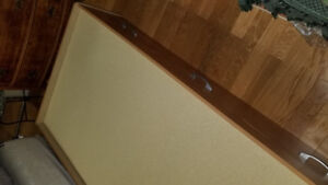 Owner moving Urgent Sale: 2 single beds w storage @$99 each.