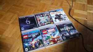 Ps3 games for trade.