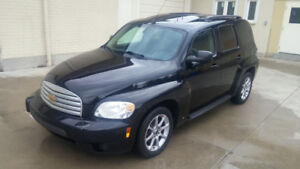 2009  HHR - Rare Half Panel Wagon - Power Moon Roof - Low KMs