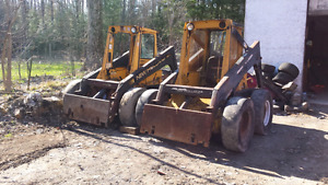 SKID STEER PROJECT