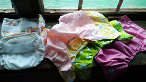 Lot of Cloth diaper covers