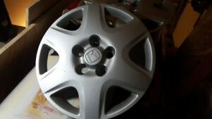 4 Caps de Roues / enjoliveurs Orignal HONDA Accord- Civic 15