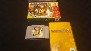 Mario Party 2 Complete in Box