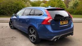 2018 Volvo V60 T4 R Design Lux Nav Auto W. Pr Automatic Petrol Estate