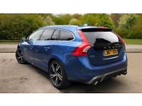 2018 Volvo V60 T4 R Design Lux Nav Estate Aut Automatic Petrol Estate