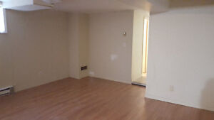 This is lower level 2 bedroom unit is located at 412 Melvin Ave