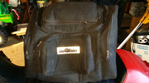 Sno rider bag for snowmobile