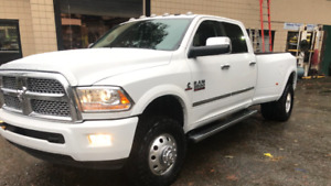 2014 Dodge Power Ram 3500 Laramie Pickup Truck