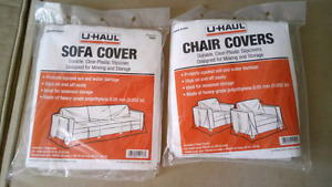 Moving Supplies Couch and chair covers