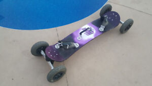 MBS  Competition Landboard