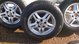 Honda CR-V alloy wheels