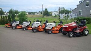 Columbia lawn tractors& zero turns*** snowblowers-3 stage