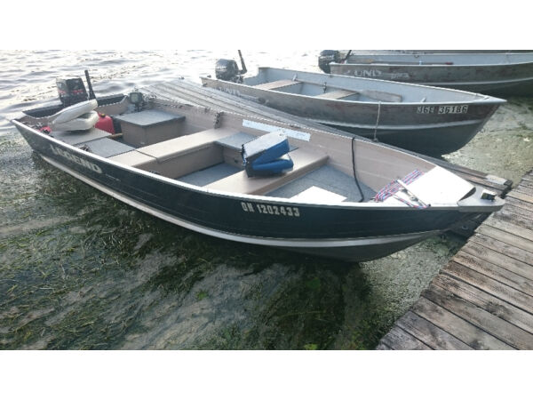 Used 2009 Legend Boats ProSport