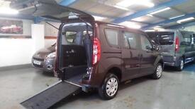 2012 Fiat Doblo My Life Diesel Multijet Wheelchair Accessible Vehicle