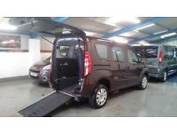 2012 Fiat Doblo My Life Diesel Multijet Wheelchair Accessible Vehicle