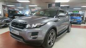 image for 2011 Land Rover Range Rover Evoque 2.2 SD4 Pure 3dr [Tech Pack] AWD *SAT NAV*FUL