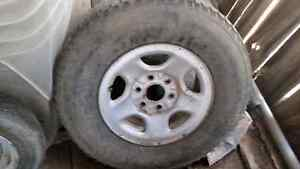 Toyota Pickup Various Tires
