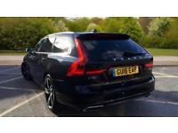 2018 Volvo V90 2.0 T8 Hybrid AWD R DESIGN Pro Automatic Petrol/Electric Estate